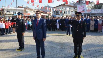 Photo of 29 Ekim Cumhuriyet Bayramı Törenle Kutlandı.